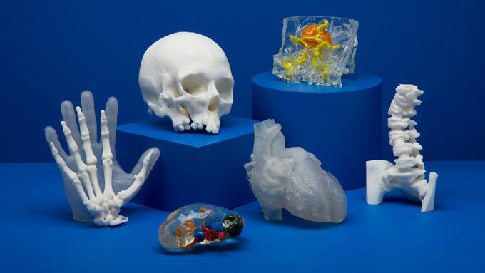 medical 3d printing materials