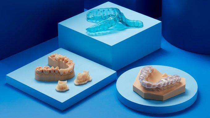 dental resin material